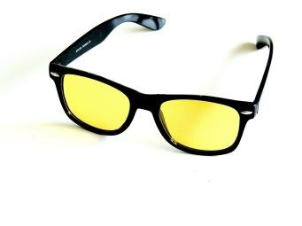 Solglas wayne gula glas , med/utan polarisering
