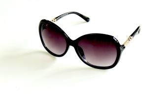Solglasögon Nanna svart