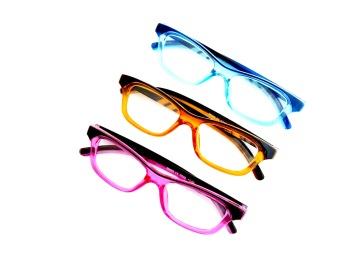 Läsglas Focus, 3 färger