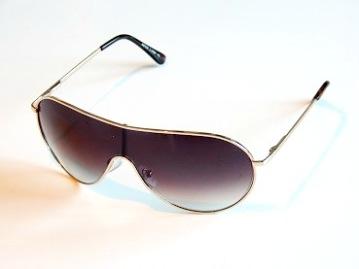 Solglasögon Diana guld