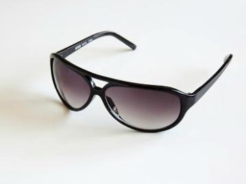 Solglasögon plast pilot Rocky, 2 färger