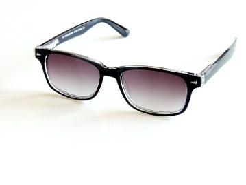 Solläsglasögon svarta Karibien