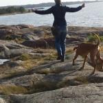 Lilly på Eckerö