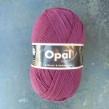 Opal Enfärgat - Vinröd - 5196