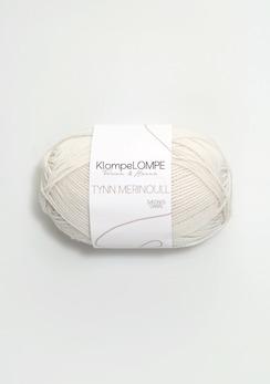KLOMPELOMPE TYNN MERINOULL - 1013 - Kitt
