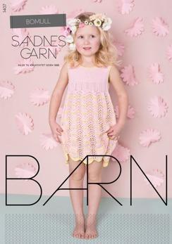 1407 Bomull Barn -