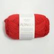ALPAKKA - 4109 - Röd UTGÅR