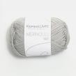 KlompeLOMPE MERINOULL - 1020 - Mörk Kitt