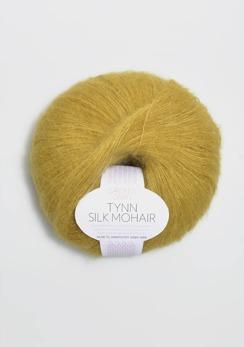 TYNN SILK MOHAIR - 2024 - Gulgrön