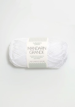 MANDARIN GRANDE - 1001 - Vit