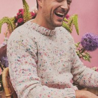 Oh Land - Nr. 7 Konfetti Sweater