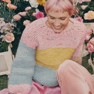 Oh Land - Nr. 10 Nanna sweater