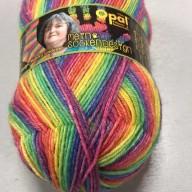 Opal Flerfärgad