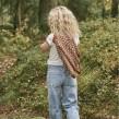 Trær genser til dame