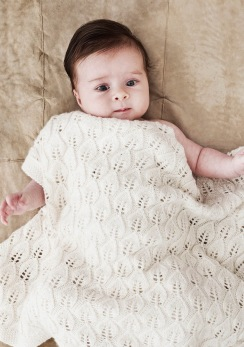 LEKNIT - BELLA BLANKET (TEPPE) - Le-Knit Bella Blanket