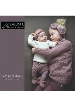 KLOMPELOMPE SØSKENSTRIKK -