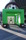 prickskytte uppblåsbar grön