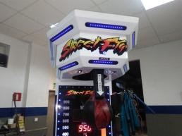 Boxningsmaskin elektronisk