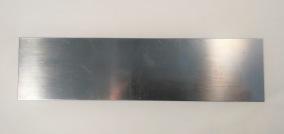 Nysilver plåt 200x50mm 0,5-5mm