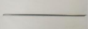 Nysilver rundstång 200mm 2-4mm