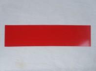 G10 1mm Röd