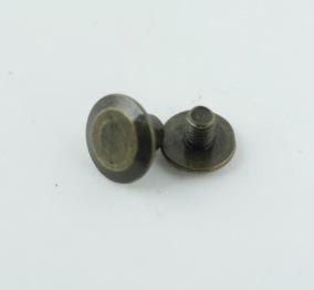 Chicagoskruv 9mm antik 10st
