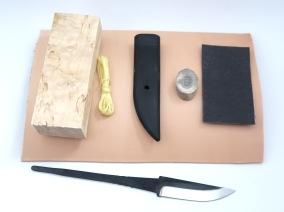 Startkit Kniv+slida