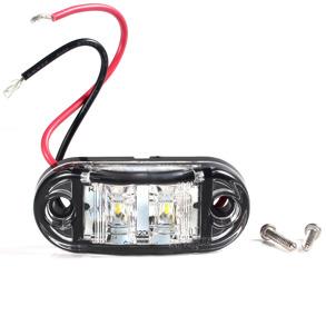 Sidomarkering LED Vit -