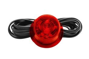 Reservglas Röd LED Gylle Mec