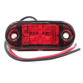 Sidomarkering LED Röd