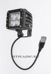 Aurora W-Serie LED 40W - Aurora 40W Bred