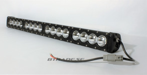 Xtreme LED Ljusramp 160W 35,5
