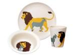Barn set - Hungrigt Lejon