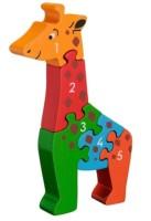 Pussel Giraff 1-5