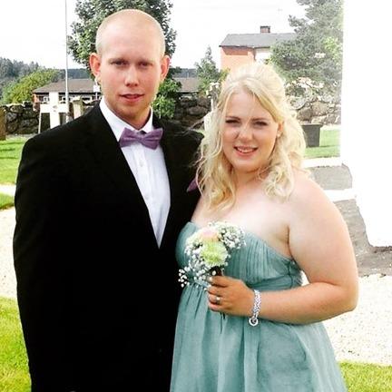 Johannes & Sofie sommaren 2015