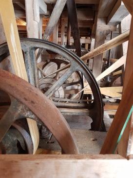 Museum: kvarnhjul