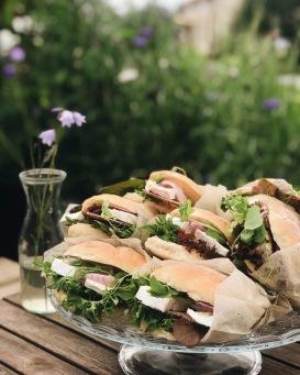 Lättare lunch: Smörgås