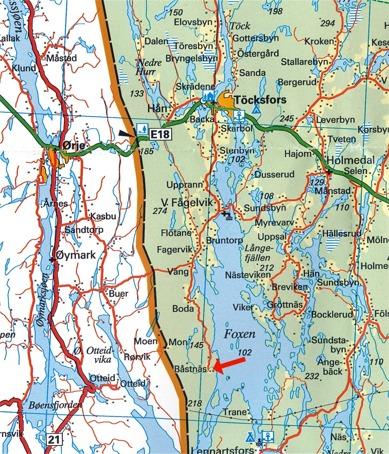 © Norstedts kartor   www.norstedts.se - klicka på kartan.