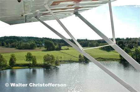 Vi startar från Högsjön i Hämnäs med färdriktning mot Töcksfors.