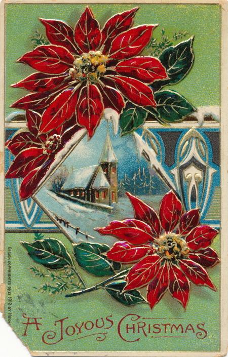 Julkort från 1913