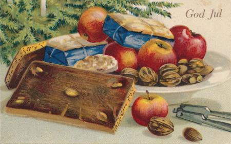 Julkort från 1930