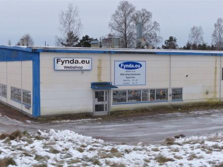 En ny verksamhet har flyttat in i den tidigare tomma industrifastigheten vid Bruserud.