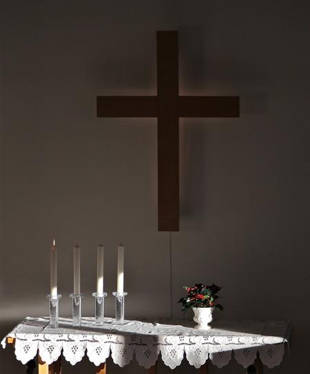 Första Advent i Equmeniakyrkan.