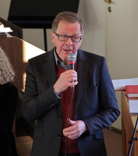 Carl-Olof Hultby i Equmeniakyrkan.