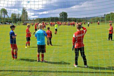 25 juni 2015 - Matchen kan börja.