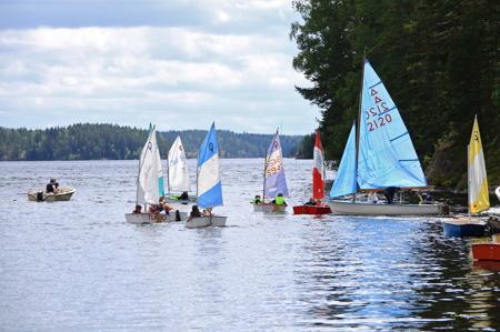 29 juni 2015 - Dags för segling.