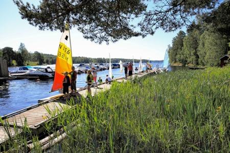 2 juli 2015 - Dags att träna inför Foxen Ocean Race.