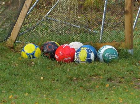 Fotbollsäsongen är över.