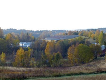 Econova - ett av många företag i Töcksfors.