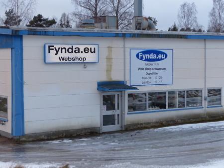 Ny verksamhet i fabrikslokalen vid Bruserud.
